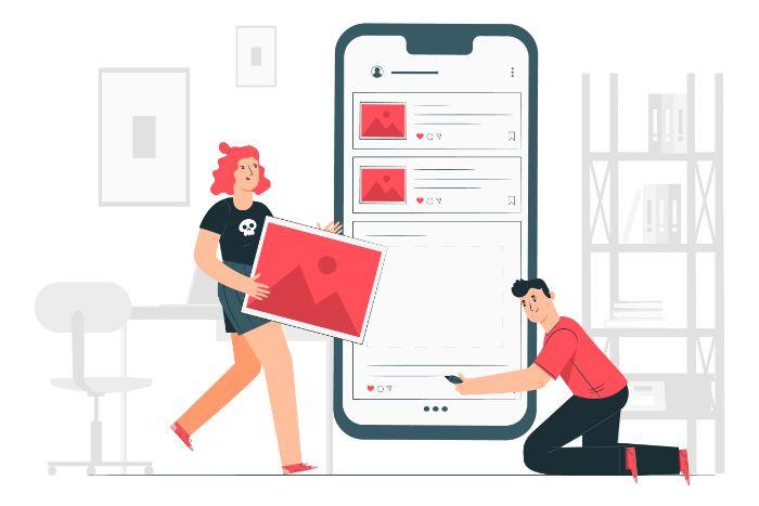 Tendances blogging contenus courts mobile