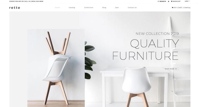 tendance webdesign superposition