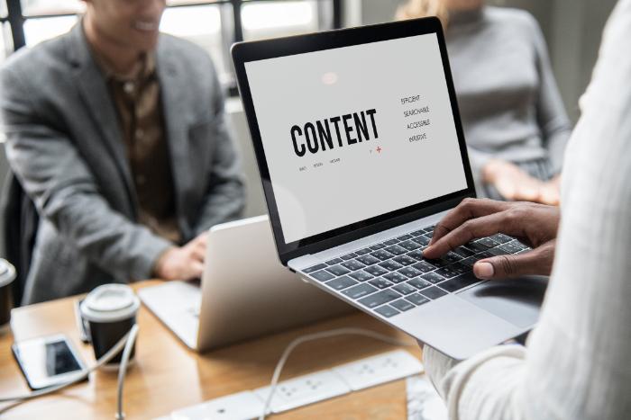 contenus web content marketing