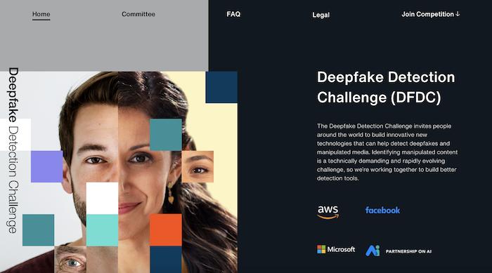 Deepfake Detection Challenge