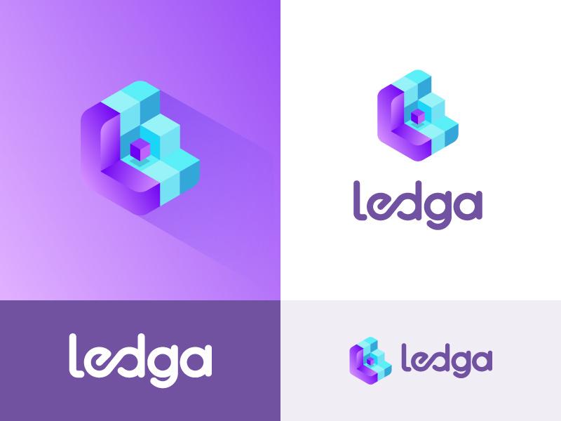 logo 3D tendance 2020