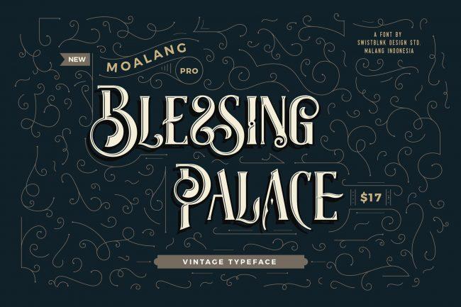 moalangpro logo typographie monogram