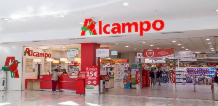Auchan s'appelle Alcampo en Espagne