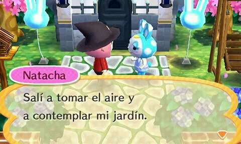 Animal Crossing en espagnol