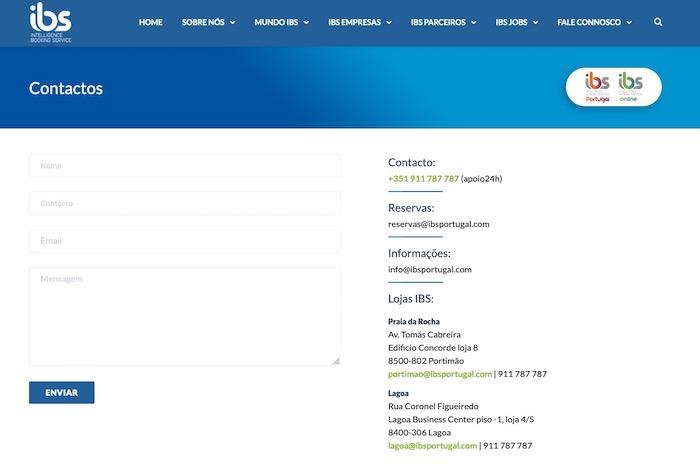 service client IBS information de contact