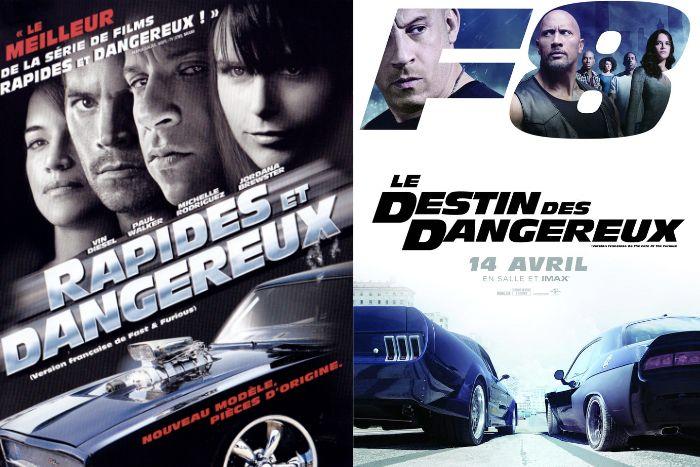 Fast and Furious s'appelle Rapides et Dangereux au Quebec