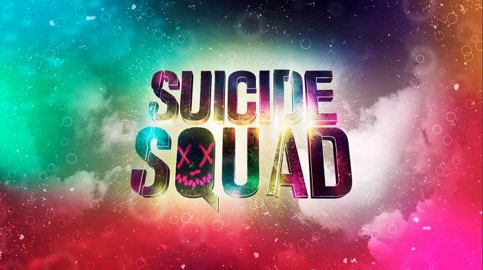tuto Photoshop effet texte suicide squad