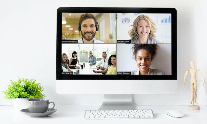 Zoom outil vidéo conférence