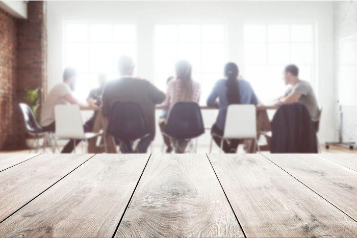 réunion création entreprise rédaction des statuts