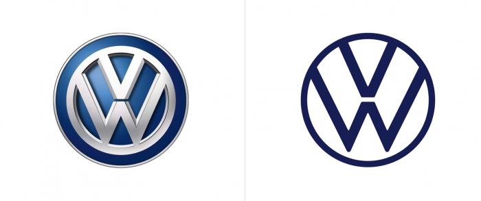 logo rebranding de marque