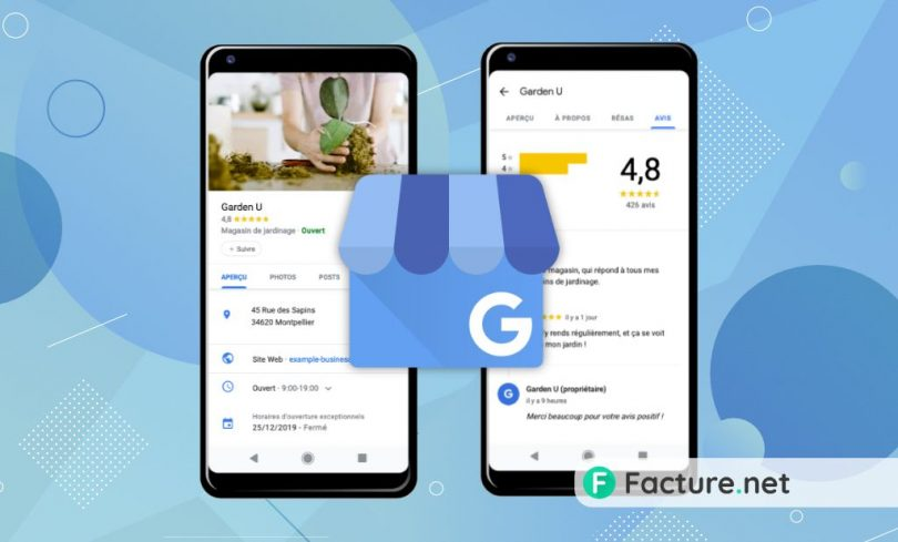créer une page google my business tuto