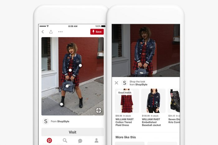 Pinterest shop the look