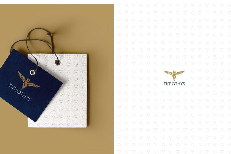 logo bleu et doré gold