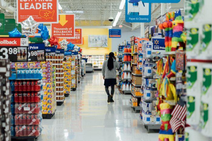 Walmart implantation Allemagne