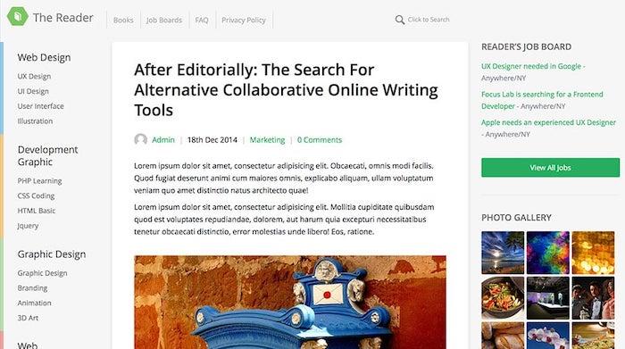 catégories articles de blog