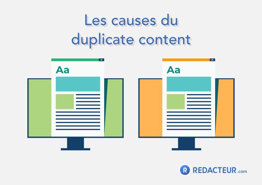 Cause duplicate content