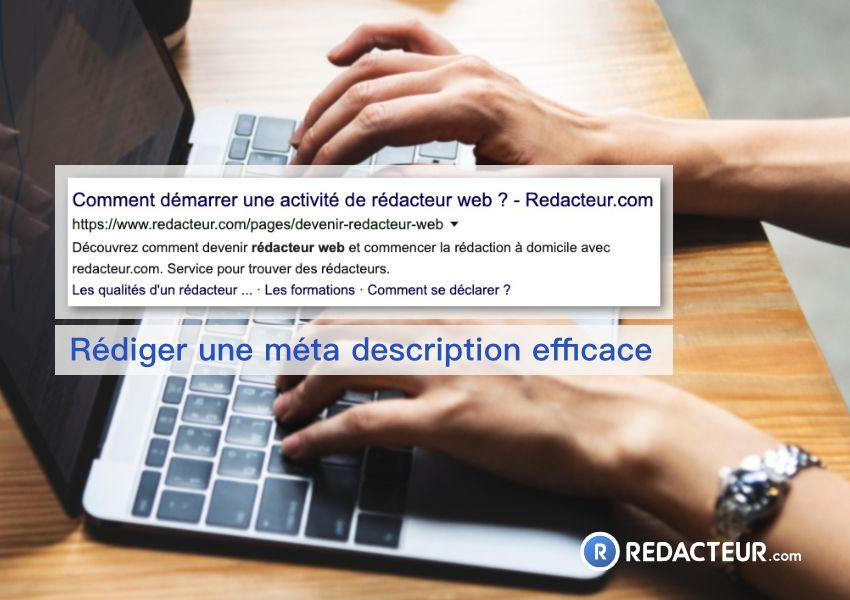 Rédaction méta-description efficace