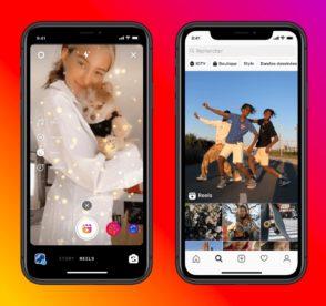 Instagram lance Reels en France pour concurrencer TikTok