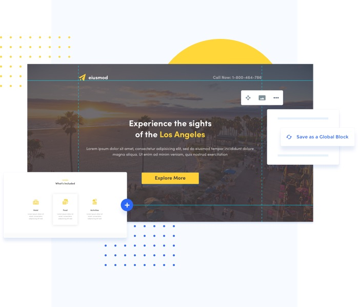 outil création Landing Page InstaPage