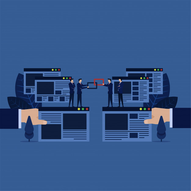 content hub links