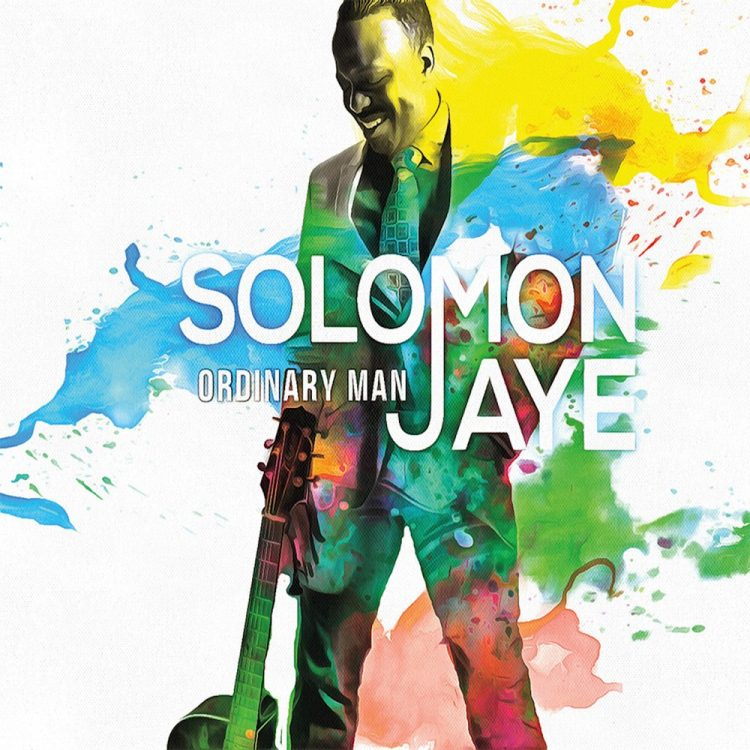 Ordinary Man de Solomon Jaye