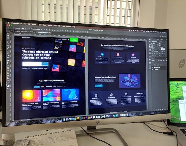 webdesign erreurs courantes en UX UI chez un graphiste
