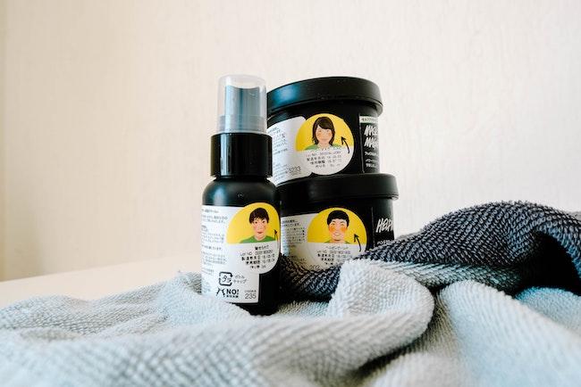 packaging de cosmétique cosmetic vente graphiste freelance enfant