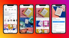Instagram Shop: une nouvelle interface qui facilite l'achat de produits grâce à Facebook Pay
