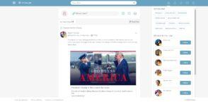 Parler, le réseau social qui mise sur la liberté d'expression pour concurrencer Twitter