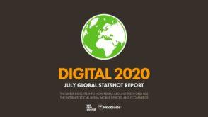Étude : plus de la moitié de la population mondiale utilise les réseaux sociaux