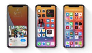 iOS 14: téléchargez la version bêta publique avec les widgets sur l'écran d'accueil