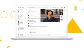 Google présente la nouvelle version de Gmail, qui devient une plateforme pour les professionnels