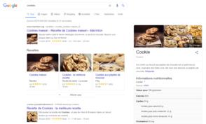 SEO : forte baisse des résultats enrichis dans les SERP Google