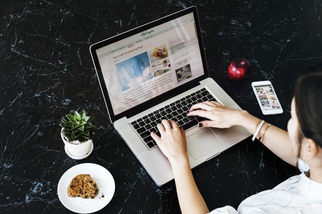 blog écrire un texte
