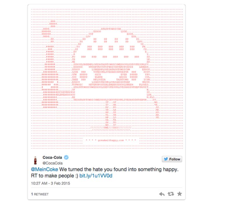cocoa cola hashtag bot robot bashtag
