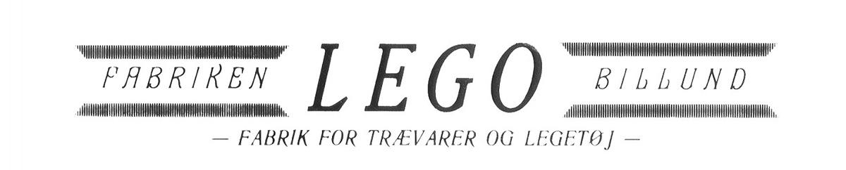 histoire du logo lego 1946