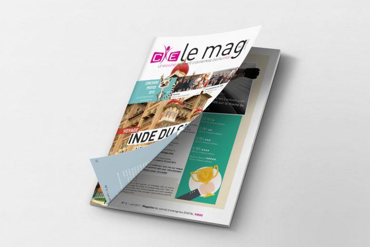magazine d'entreprise