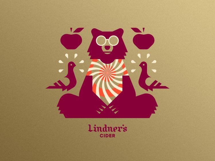 ours logo inspiration bear graphiste