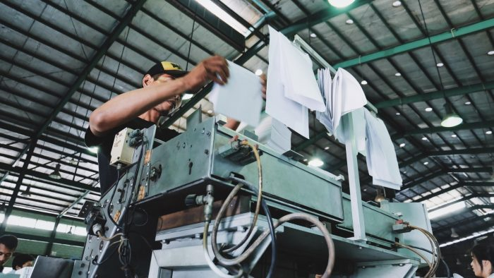 print grammar papier