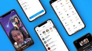 Facebook Rooms : arrière-plans personnalisés et mise en avant des salons sur Messenger