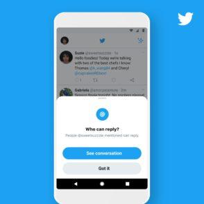 Twitter : comment choisir qui peut répondre à ses tweets
