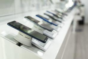 Les ventes de smartphones continuent de lourdement chuter