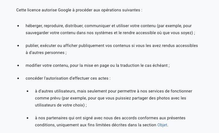 Confidentialité Google Traduction