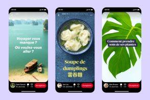 Pinterest lance les Épingles Story et de nouveaux outils pour les créateurs