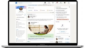 LinkedIn dévoile un nouveau design sur desktop