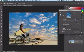 Photoshop facilite les modifications du ciel sur vos photos avec Sky Replacement