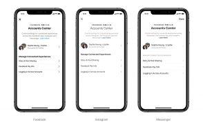 Facebook va centraliser les paramètres des comptes Facebook, Instagram et Messenger