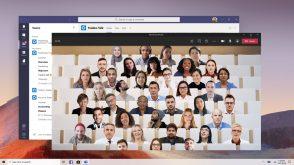 Microsoft Teams : Together Mode amélioré, groupes séparés, récapitulatifs des réunions…