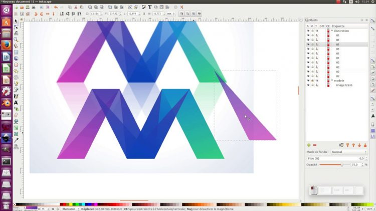 logo YouTube tuto Inkscape