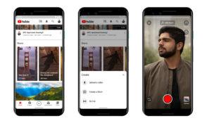 YouTube lance Shorts pour concurrencer TikTok et Instagram Reels